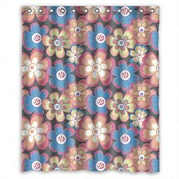 Eyeselect Bathroom Curtains Width X Height / 60 X 72 Inches