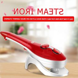 Home Handheld Portable Clothes Fabric Steam Iron Laundry Ele