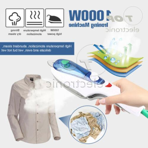 Clothes Portable Home Laundry Steamer Brush