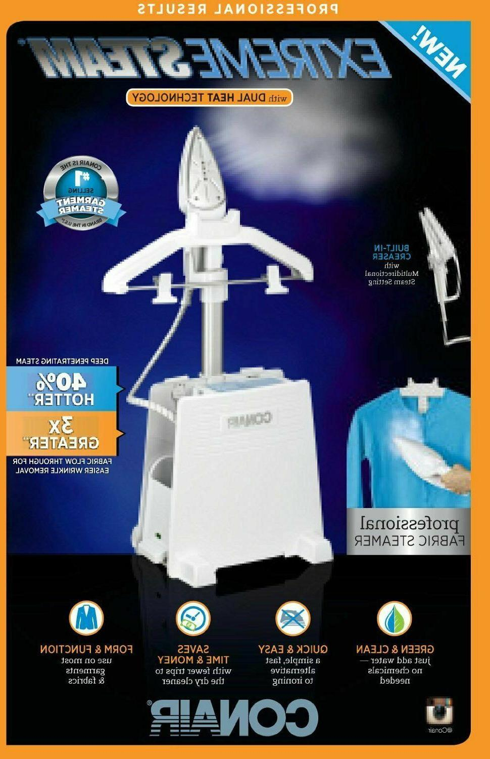 extreme steam deluxe steamer perfect for large