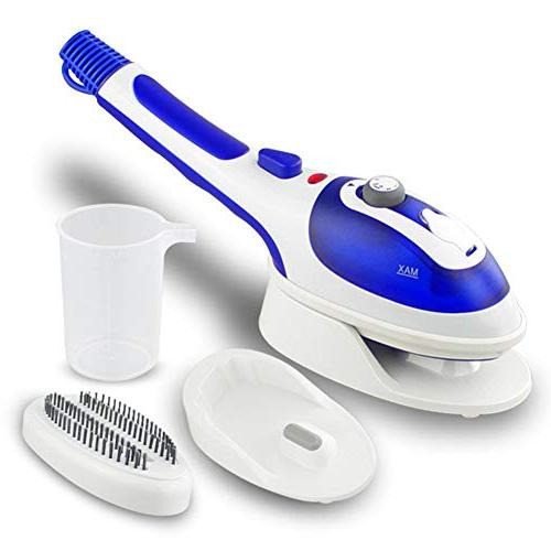 Amyove Heat Garment Steamer Portable Handheld Fast for Home