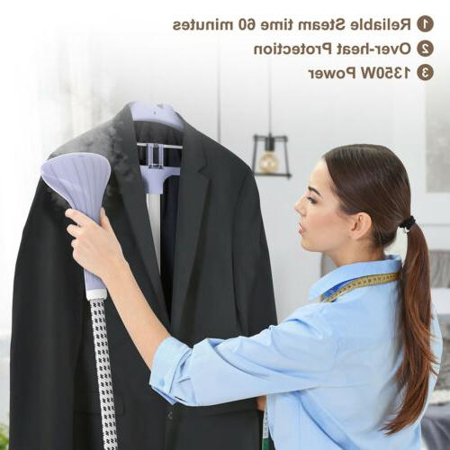 heavy duty stand clothes garment fabric steamer