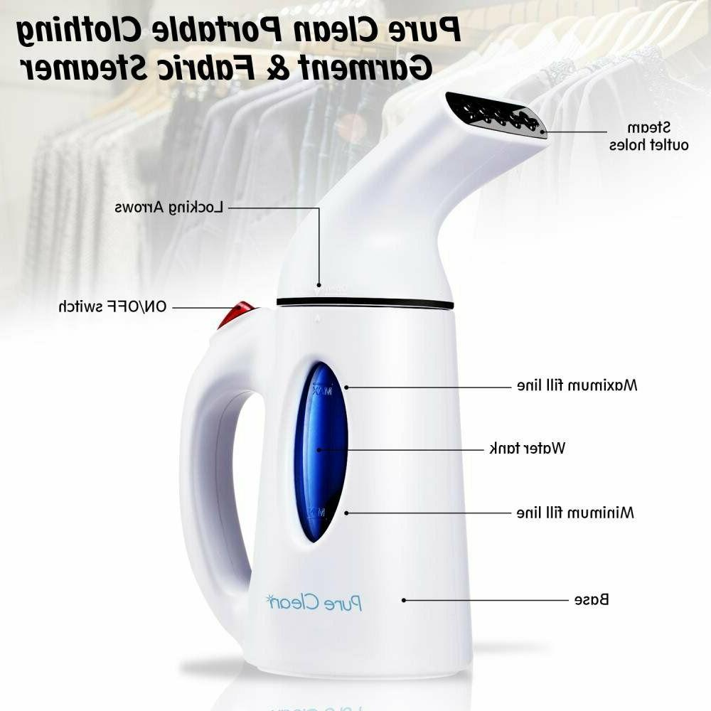 Portable Garment Steamer Automatic Fabric Furniture Cleaner