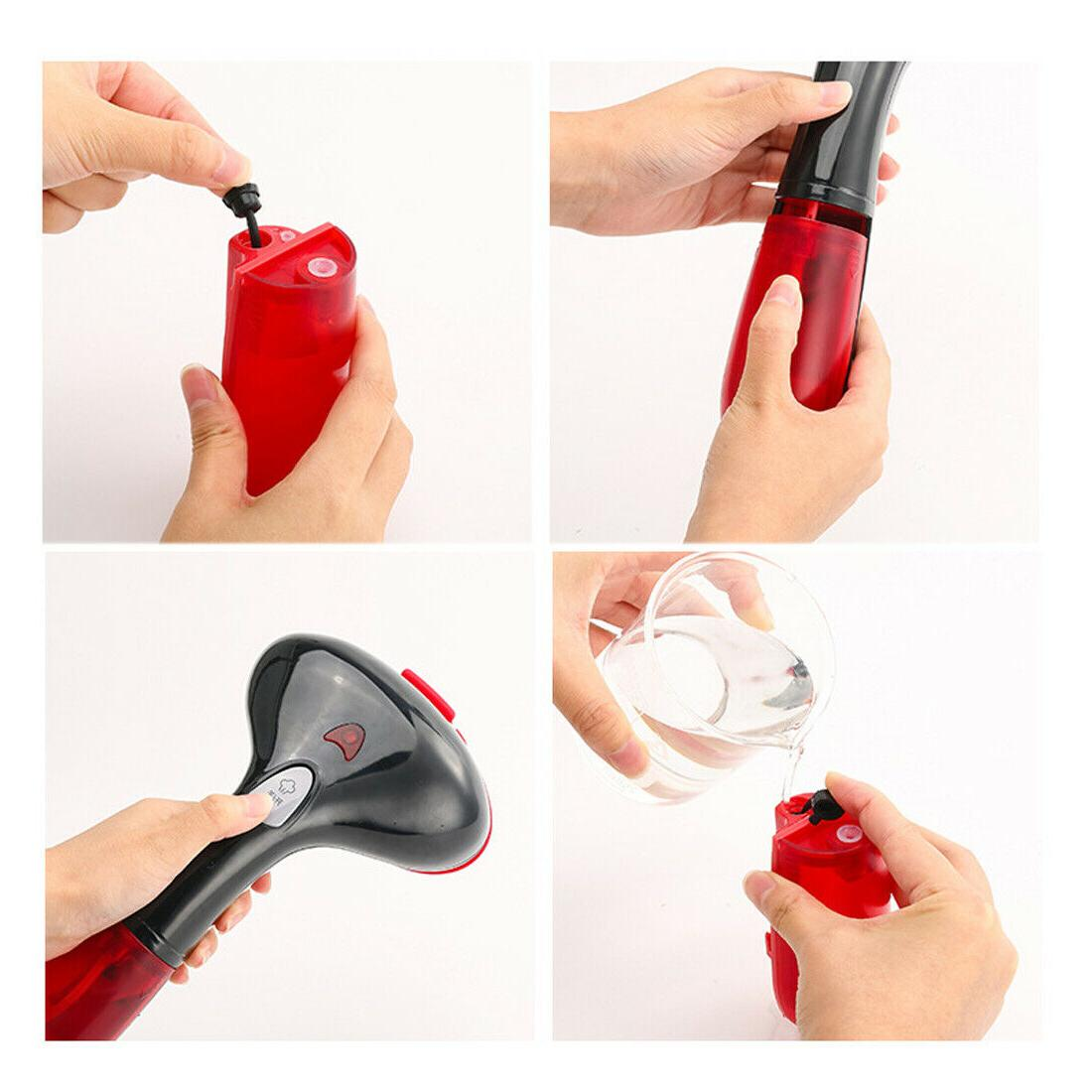 Portable Steam Home Electric Fabric Clothes Steamer