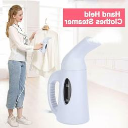 Portable Home Compact Handheld Fabric Steamer Fast Heat-up G