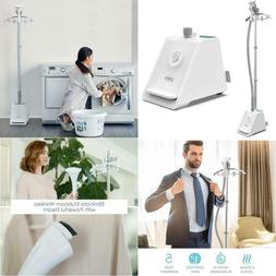 Pure Enrichment Puresteam Pro Upright Clothes Steamer With G