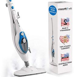 Steam Mop Cleaner ThermaPro 10-in-1 with Convenient Detachab