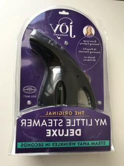 Clothes Steamer, Large Handheld, My Little Steamer Deluxe bl