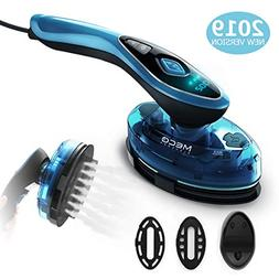 Steamer for Clothes, MECO Handheld Garment Steamer Iron 2in1